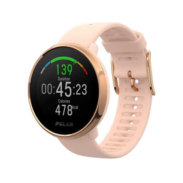 【ポラール】 Ignite(イグナイト) 日本正規品 GPSフィットネスウォッチ [カラー:ピンク×ローズ] [バンドサイズ:S] #90079898 【スポーツ・アウトドア:ジョギング・マラソン:GPS】