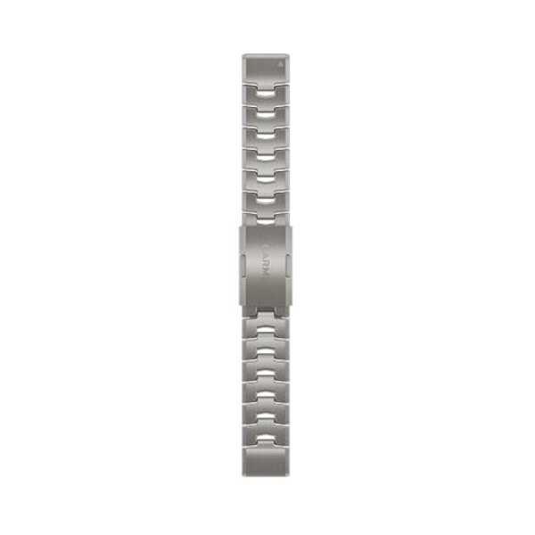 【5%offクーポン(要獲得) 4/16 12:00~4/21 9:59まで】 【送料無料】 QuickFitバンド F6 22mm ベルト交換キット [カラー:チタニウム] #010-12863-18 【ガーミン: スポーツ・アウトドア アウトドア 精密機器類】【GARMIN QuickFit F6 22mm Titanium】