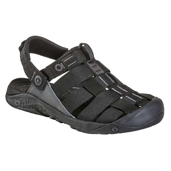 【オボズ】 メンズ キャンプスタ― サンダル [サイズ:US10(28.0cm)] [カラー:ブラック] #60501-BLACK 【靴:メンズ靴:サンダル:スポーツサンダル】