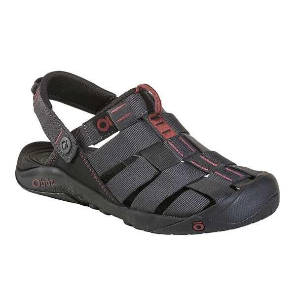 【オボズ】 メンズ キャンプスタ― サンダル [サイズ:US8(26.0cm)] [カラー:ダークシャドウ×ラセット] #60501-DARKS 【靴:メンズ靴:サンダル:スポーツサンダル】