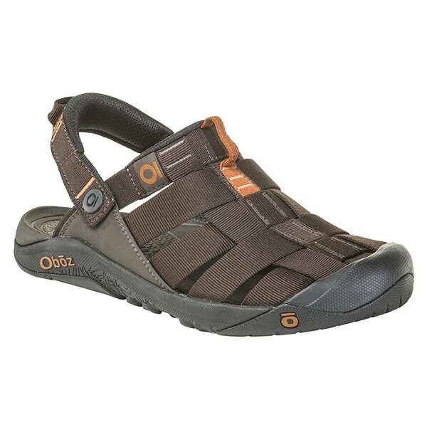 【最大10%offクーポン(要獲得) 3/27 20:00~3/31 9:59まで】 【送料無料】 メンズ キャンプスター サンダル [サイズ:US8(26.0cm)] [カラー:ターキッシュコーヒー] #60501-TURKI 【オボズ: 靴 メンズ靴 サンダル】【OBOZ MENS Campster】