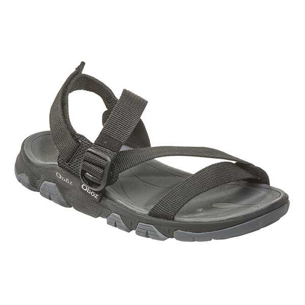 【オボズ】 メンズ サン コージィ サンダル [サイズ:US8(26.0cm)] [カラー:ブラック] #60701-BLACK 【靴:メンズ靴:サンダル:スポーツサンダル】