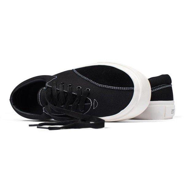 【5%off+最大3000円offクーポン(要獲得) 5/19 9:59まで】 【送料無料】 ドニー [サイズ:26cm(US8)] [カラー:BLACK] #CM015001 【クリアウェザー: 靴 メンズ靴 スニーカー】【CLEAR WEATHER DONNY BLACK】