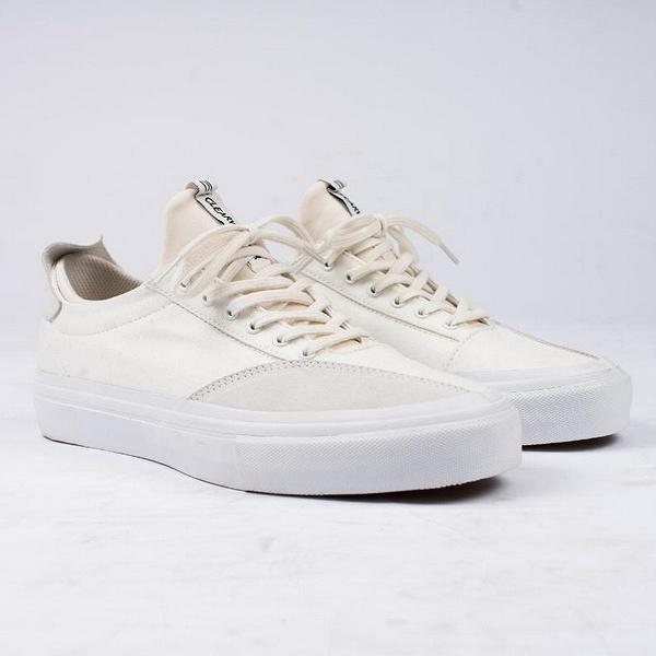【5%off+最大3000円offクーポン(要獲得) 5/19 9:59まで】 【送料込み】 Knox [サイズ:27.5cm(US9.5)] [カラー:CREAM] #CM044001 【クリアウェザー: 靴 メンズ靴 スニーカー】【CLEAR WEATHER KNOX】