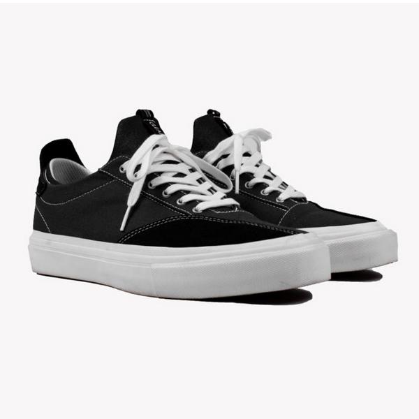 【5%off+最大3000円offクーポン(要獲得) 5/19 9:59まで】 【送料込み】 Knox [サイズ:27cm(US9)] [カラー:BLACK] #CM044003 【クリアウェザー: 靴 メンズ靴 スニーカー】【CLEAR WEATHER KNOX】
