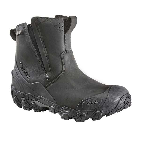 【オボズ】 メンズ ビッグスカイ ミッド インシュレイテッド ビードライ [サイズ:US8.5(26.5cm)] [カラー:カーボン] #82101-CARBO 【スポーツ・アウトドア:登山・トレッキング:靴・ブーツ】