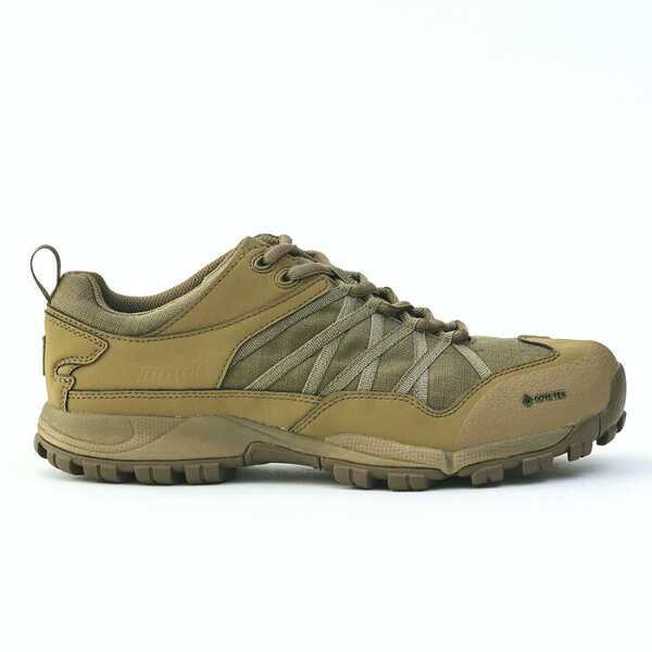 【イノベイト】 フライロック 345 GTX CD UN(ゴアテックス搭載) [サイズ:28.5cm] [カラー:ダークオリーブ] #NO1OGG19DV-DOV 【スポーツ・アウトドア:登山・トレッキング:靴・ブーツ】