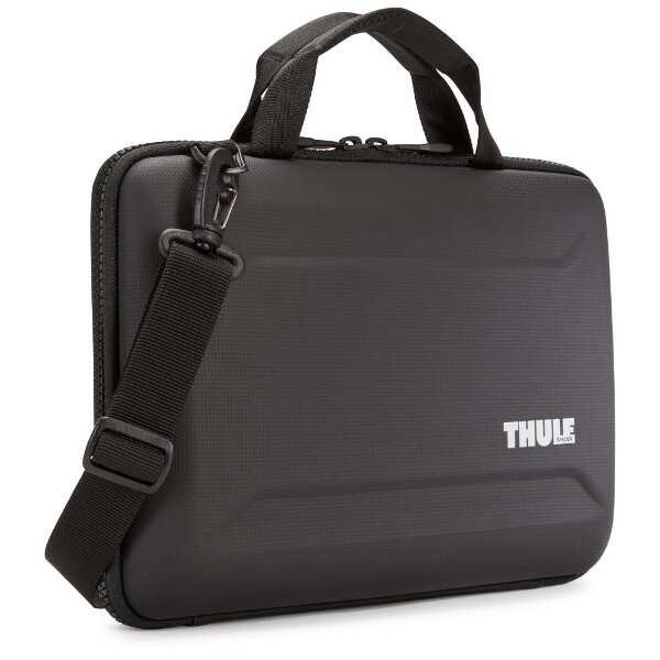 【スーリ―】 ガントレット MacBook Pro PCアタッシュケース 13 [カラー:ブラック] [サイズ:33×24.5×7cm] #3203975 【スポーツ・アウトドア:アウトドア:バッグ】