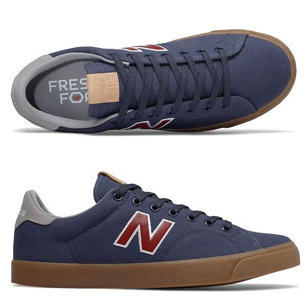 【ニューバランス】 ニューバランス ヌメリック AM210BNG [サイズ:28cm (US10) Dワイズ] [カラー:ネイビー×レッド] 【靴:メンズ靴:スニーカー】【AM210】
