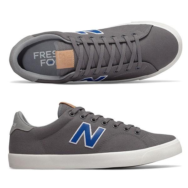 【ニューバランス】 ニューバランス ヌメリック AM210BGR [サイズ:26.5cm (US8.5) Dワイズ] [カラー:グレー×ブルー] 【靴:メンズ靴:スニーカー】【AM210】
