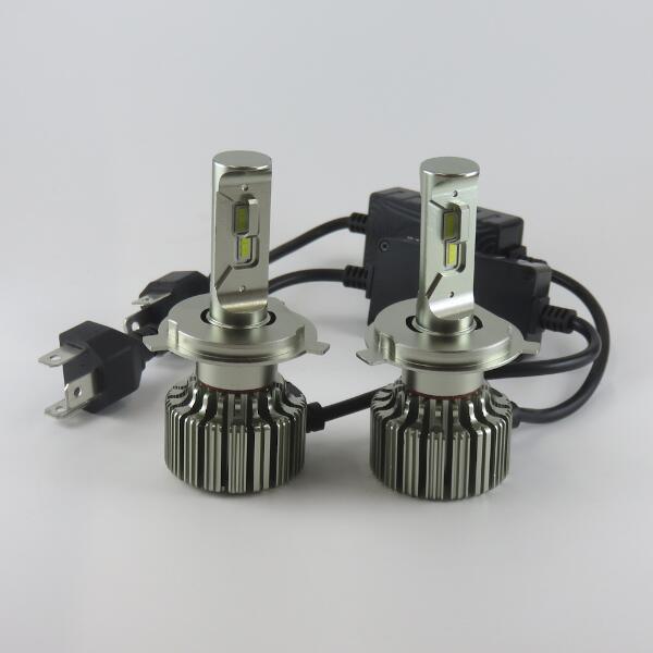 【ブレイス】 LEDライトキット H4 6500K #BE-390 【カー用品:ライトランプ:ヘッドライト:LED】