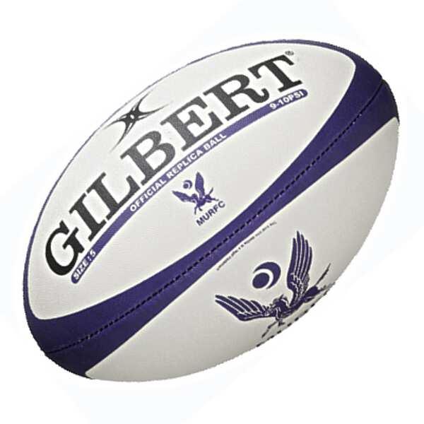 【ギルバート】 明治大学 ラグビーボール 5号球 #GB-9321 【スポーツ・アウトドア:ラグビー:ボール】