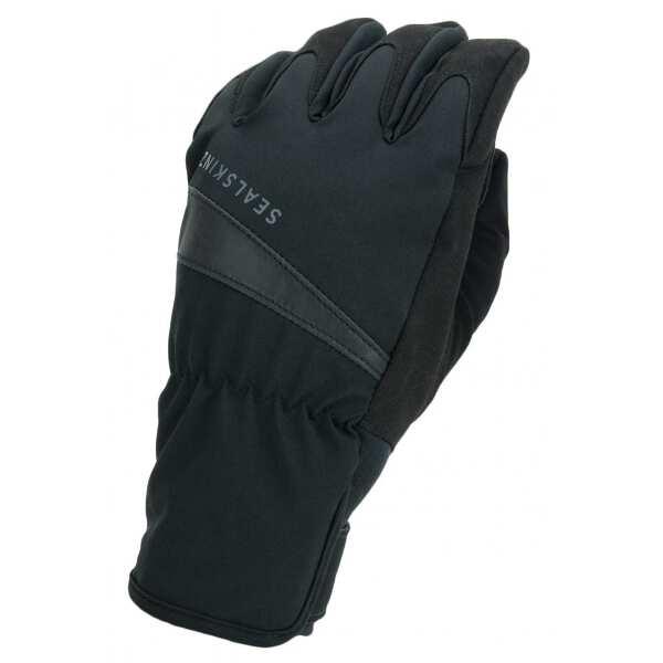 【シールスキンズ】 Mens Waterproof All Waterproof Cycle Glove(完全防水・防寒グローブ) [サイズ:L] [カラー:ブラック] #121080-001 【スポーツ・アウトドア:アウトドア:ウェア:メンズウェア:手袋】
