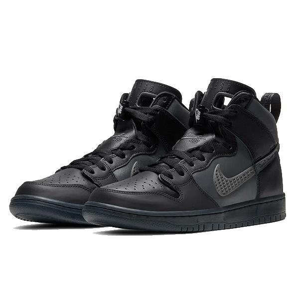 【ナイキ】 ナイキ SB ダンク ハイ PRO QS [FPAR] [サイズ:30cm(US12)] [カラー:ブラック×ダークグレイ×ブラック] #BV1052-001 【靴:メンズ靴:スニーカー】【BV1052-001】