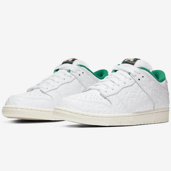 【ナイキ】 ナイキ SB ダンク ロ― OG QS 2 [BEN-G] [サイズ:30cm(US12)] [カラー:ホワイト×グリーン] #CU3846-100 【靴:メンズ靴:スニーカー】【CU3846-100】