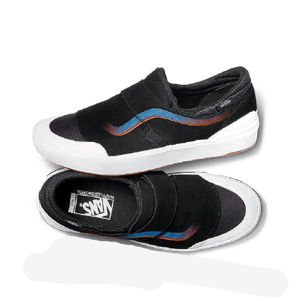 【バンズ】 バンズ スリッポン EXP プロ [サイズ:27.5cm(US9.5)] [カラー:ブラック×ホワイト×プライマリー] #VN0A4P38SYA 【靴:メンズ靴:スニーカー】【VN0A4P38SYA】