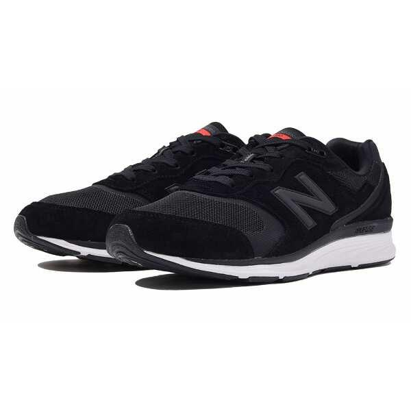 【ニューバランス】 MW880 ウォーキングシューズ [サイズ:27.5cm(2E)] [カラー:ブラック] #MW880BS4 【靴:メンズ靴:ウォーキングシューズ】