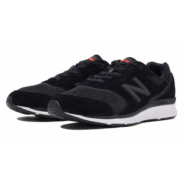【ニューバランス】 MW880 ウォーキングシューズ [サイズ:28.0cm(2E)] [カラー:ブラック] #MW880BS4 【靴:メンズ靴:ウォーキングシューズ】