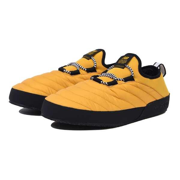 【ニューバランス】 CARAVAN MOC ウィンターリラックスシューズ [サイズ:26.0cm(D)] [カラー:イエロー×ブラック] #SUFMOCY1 【靴:メンズ靴:サンダル】