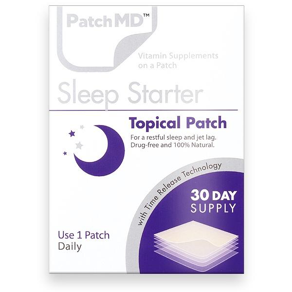 【パッチMD】 パッチMD スリープスタータ― 30パッチ 【化粧品・コスメ:ボディケア】