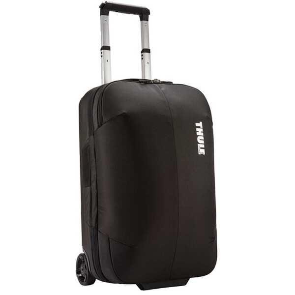 【スーリ―】 サブテラ キャリーオン 36L [カラー:ブラック] [サイズ:55×35×23cm(36L)] #3203950 【スポーツ・アウトドア:アウトドア:バッグ】