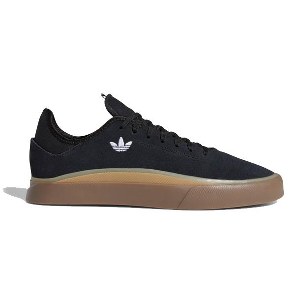 【アディダス】 アディダス スケートボーディング サバロ [サイズ:26cm(US8)] [カラー:ブラック×ホワイト×ガム] #EE6123 【靴:メンズ靴:スニーカー】【EE6123】