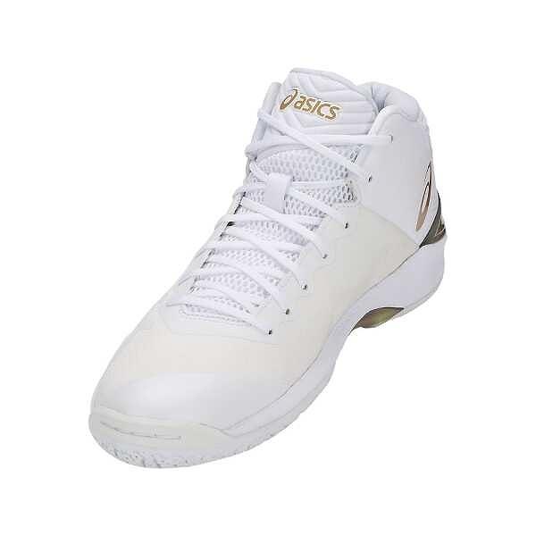 ゲルバースト 22 バスケットボールシューズ [サイズ:25.5cm] [カラー:ホワイト×ホワイト] #TBF342-0101