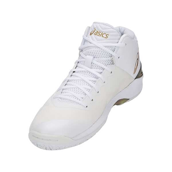 【アシックス】 ゲルバースト 22 バスケットボールシューズ [サイズ:26.0cm] [カラー:ホワイト×ホワイト] #TBF342-0101 【スポーツ・アウトドア:その他雑貨】