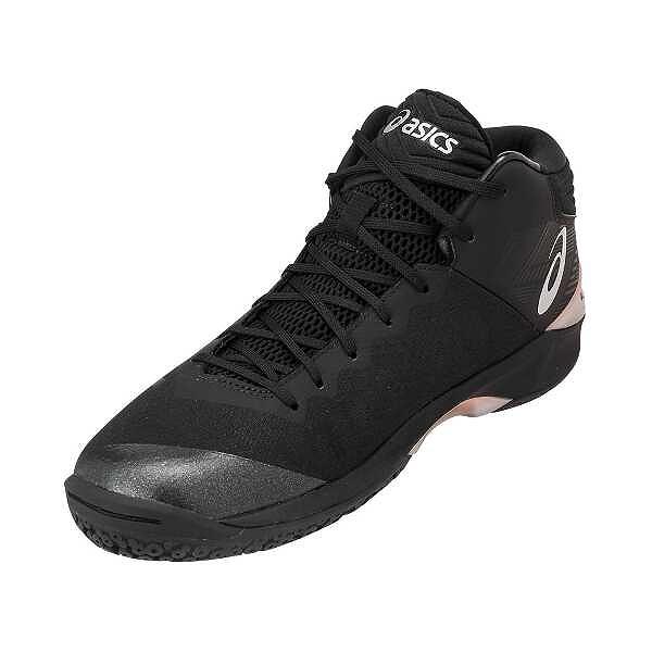 ゲルバースト 22 バスケットボールシューズ [サイズ:27.0cm] [カラー:ブラック×ブラック] #TBF342-9090
