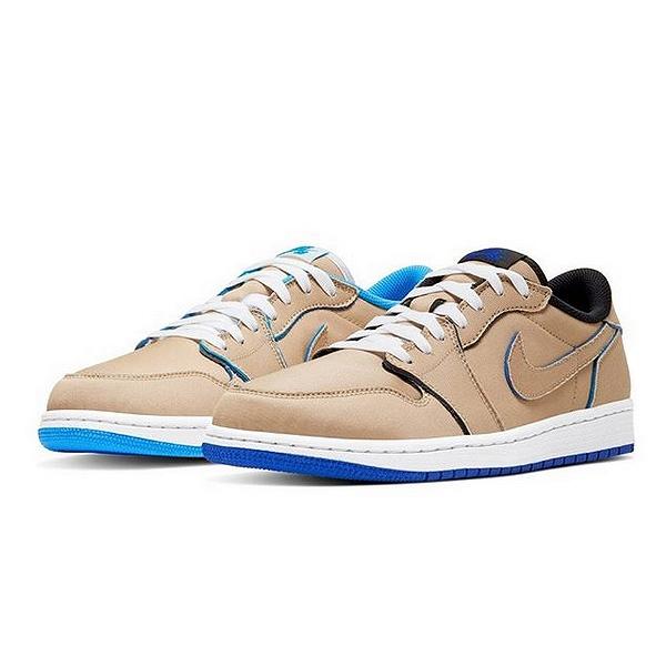 【ナイキ】 ナイキ SB エア ジョーダン 1 ロ― QS [サイズ:30cm(US12)] [カラー:デザートオレ×ロイヤルブルー] #CJ7891-200 【靴:メンズ靴:スニーカー】【CJ7891-200】