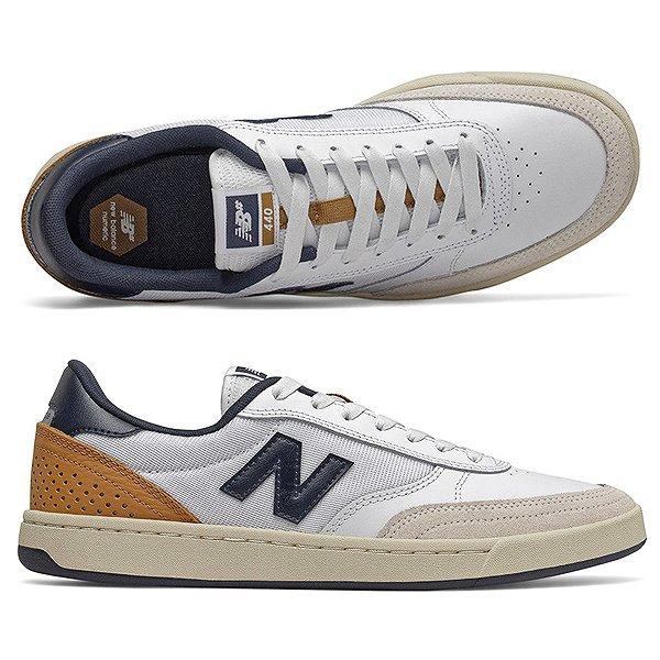 【ニューバランス】 ニューバランス ヌメリック NM440WTN [カラー:ホワイト×タン] [サイズ:28cm (US10) Dワイズ] 【靴:メンズ靴:スニーカー】【NM440】