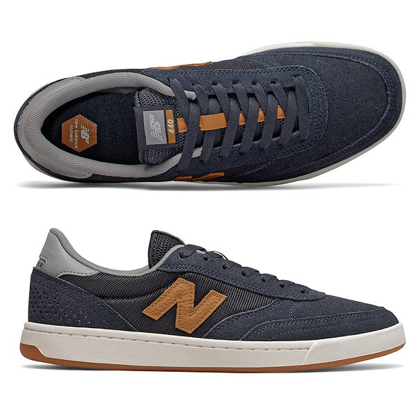 【5%off+最大3000円offクーポン(要獲得) 5/19 9:59まで】 【送料無料】 ニューバランス ヌメリック NM440BLT [カラー:ネイビー] [サイズ:27.5cm (US9.5) Dワイズ] 【ニューバランス: 靴 メンズ靴 スニーカー】【NEW BALANCE New Balance ML801】