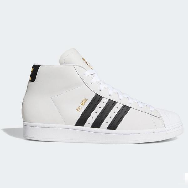 【アディダス】 アディダス スケートボーディング プロモデル [サイズ:26.5cm(US8.5)] [カラー:フットウェアホワイト×コアブラック×ゴールドメタリック] #FV4695 【靴:メンズ靴:スニーカー】【FV4695】