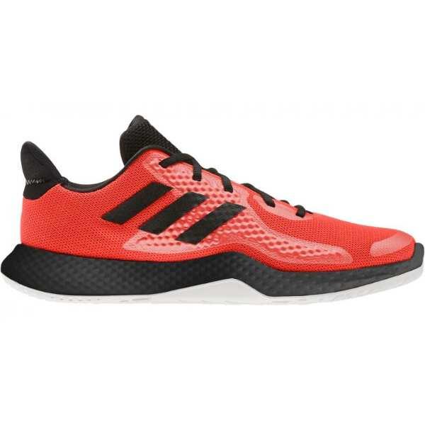 【アディダス】 FitBounce Trainer M [サイズ:26.0cm] [カラー:ソーラーレッド×コアブラック] #EE4600 【スポーツ・アウトドア:フィットネス・トレーニング:シューズ:メンズシューズ】