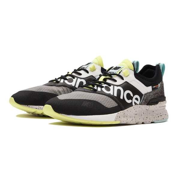 【ニューバランス】 CMT997H ランニングシューズ [サイズ:23.0cm(D)] [カラー:ブラック] #CMT997HD 【靴:メンズ靴:スニーカー】