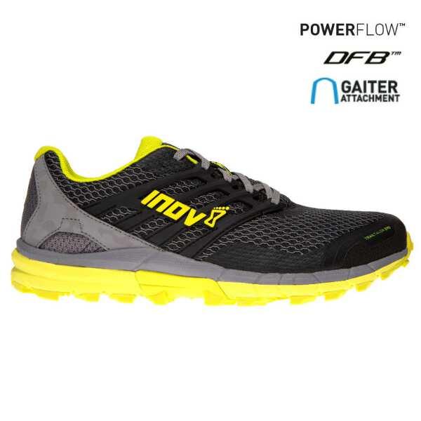 【イノベイト】 トレイルタロン 290 V2 MS トレイルランニングシューズ [サイズ:28.5cm] [カラー:ブラック×グレー×イエロー] #NO2PGG08BG-BGY 【スポーツ・アウトドア:登山・トレッキング:靴・ブーツ】