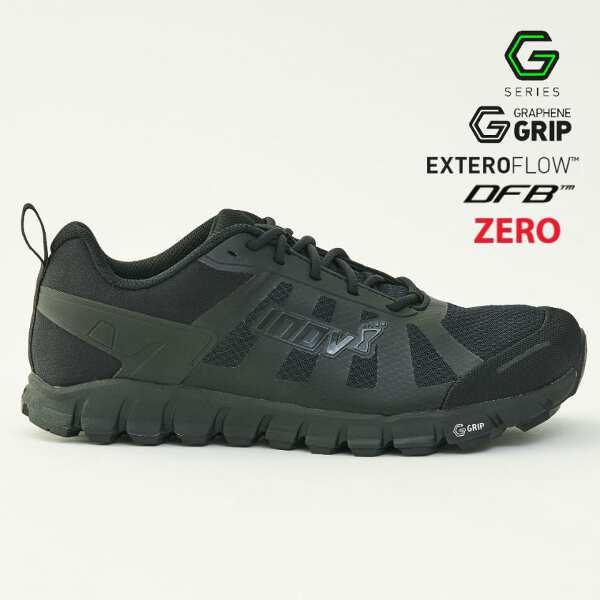 【イノベイト】 テラウルトラ G 260 UNI トレイルランニングシューズ(グラフェン搭載) [サイズ:28.5cm] [カラー:ブラック] #NO1PGG01BK-BLK 【スポーツ・アウトドア:登山・トレッキング:靴・ブーツ】