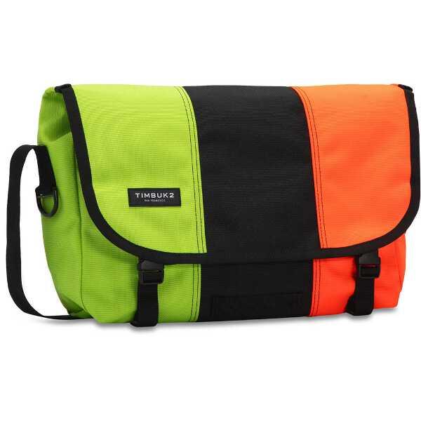 【ティンバック2】 クラシックメッセンジャ― S [カラー:ハザード] [容量:14L] #110827017 【スポーツ・アウトドア:アウトドア:バッグ:ショルダーバッグ】