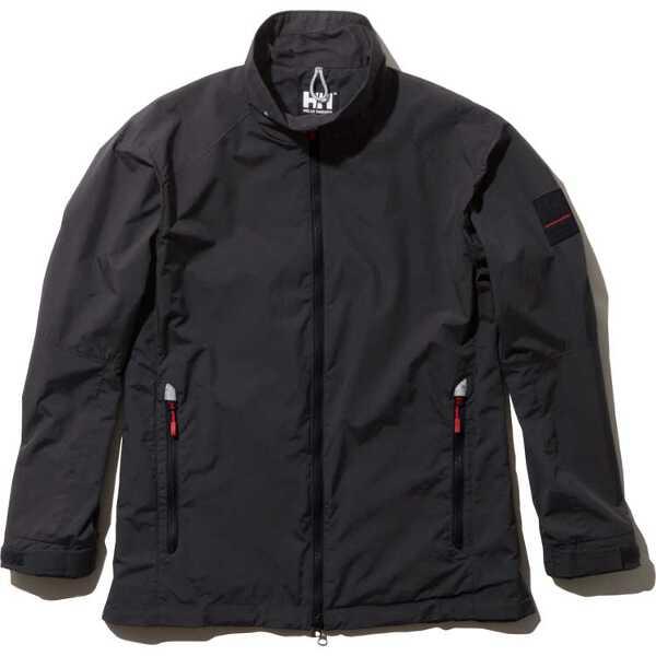 【ヘリーハンセン】 エスペリライトジャケット(メンズ) [サイズ:XL] [カラー:ブラック] #HH12004-K 【スポーツ・アウトドア:その他雑貨】