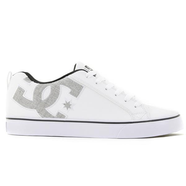 【DC SHOES】 COURT VULC SE SN [サイズ:26.5cm (US8.5)] [カラー:WHH] DM201032 WHH 【靴:メンズ靴:スニーカー】【DM201032】