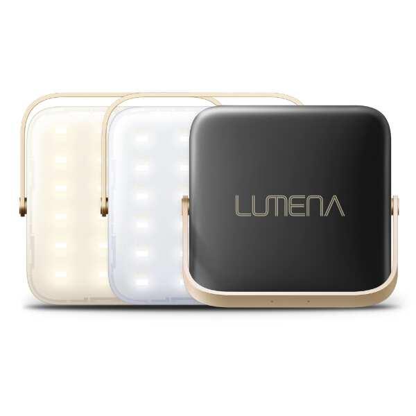 【ルーメナ―】 ルーメナ― 7 充電式LEDランタン [カラー:ブラック] [サイズ:W92×H92×D28mm] #LUMENA7BLK 【スポーツ・アウトドア:アウトドア:ライト・ランタン:ランタン】