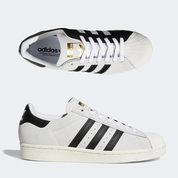 【アディダス】 アディダス スーパースタ― [カラー:ホワイト×ブラック] [サイズ:28cm (US10)] #FV0323 【靴:メンズ靴:スニーカー】【FV0323】