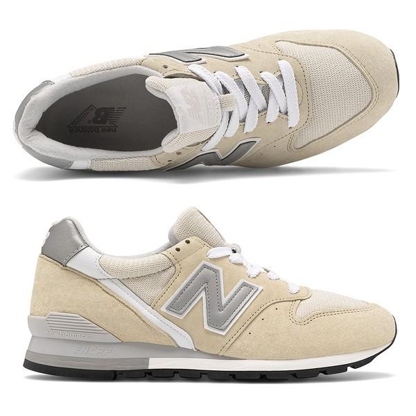 【ニューバランス】 ニューバランス M996CRC [カラー:ベージュ] [サイズ:22.5cm (US4.5) Dワイズ] 【靴:メンズ靴:スニーカー】【M996】