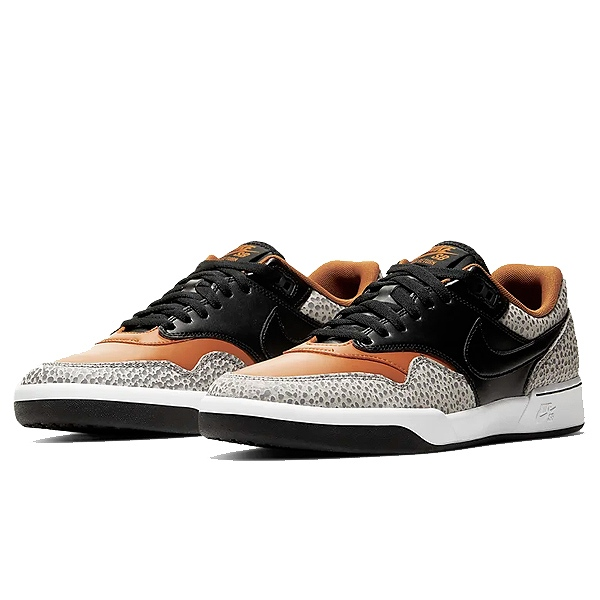 【ナイキ】 ナイキ SB GTS リターン プレミアム [サイズ:28cm(US10)] [カラー:コブルストーン×モナーク×ブラック×ブラック] #CV6283-001 【靴:メンズ靴:スニーカー】【CV6283-001】