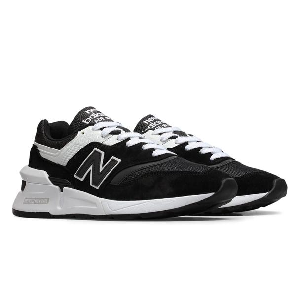 【5%off+最大3000円offクーポン(要獲得) 5/19 9:59まで】 【送料無料】 M997SBW [サイズ:26.5cm(US8.5) Dワイズ] [カラー:ブラック×ホワイト] [MADE IN USA] 【ニューバランス: 靴 メンズ靴 スニーカー】【NEW BALANCE New Balance M997SOC】