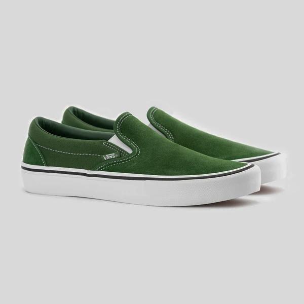 【バンズ】 バンズ スリッポン プロ [サイズ:27.5cm(US9.5)] [カラー:アルパイン×ホワイト] #VN0A347VW5Q 【靴:メンズ靴:スニーカー】【VN0A347VW5Q】