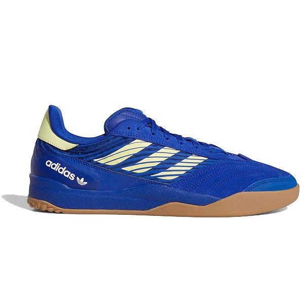 【最大4000円offクーポン(要獲得) 5/7 9:59まで】 【送料無料】 コパ Nationale [サイズ:29cm(US11)] [カラー:ブチームロイヤルブルー×イエローティント×フットウェアホワイト] #EG2272 【アディダス: 靴 メンズ靴 スニーカー】【ADIDAS adidas Copa Nationale】