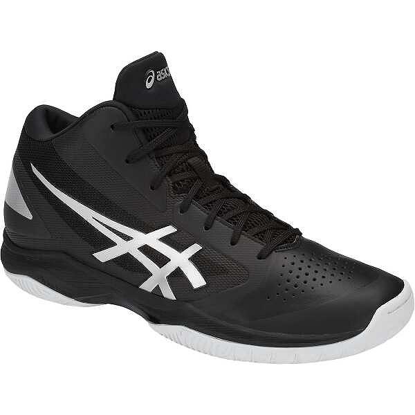 【アシックス】 ゲルフープ V10 バスケットボールシューズ [サイズ:25.0cm] [カラー:ブラック×シルバー] #TBF339-001 【スポーツ・アウトドア:その他雑貨】