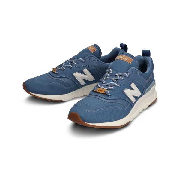 【ニューバランス】 CM997H [サイズ:27.5cm(D)] [カラー:スモーキーブルー] #CM997HBW 【靴:メンズ靴:スニーカー】