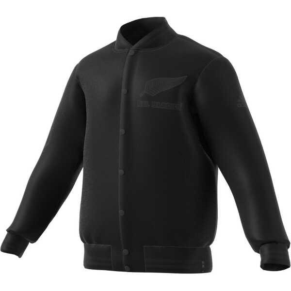 【アディダス】 オールブラックス ジャケット [サイズ:O] [カラー:ブラック] #IWZ96-GD9045 【スポーツ・アウトドア:その他雑貨】:ビューティーファイブ